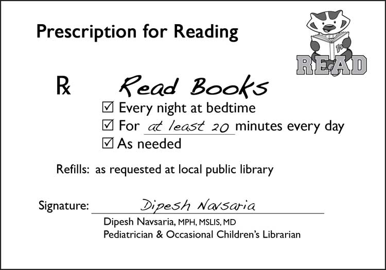 A Perscription to Read
