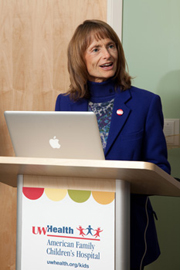 Former Wisconsin First Lady Jessica Doyle