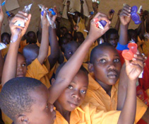 Community outreach is a critical component to sustainable health care in the developing world.