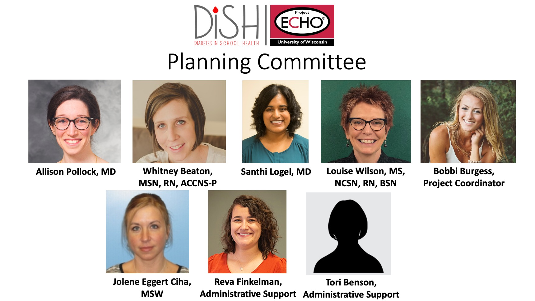 DiSH Planning Committee